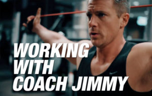 What it's Like to Work With Coach Jimmy